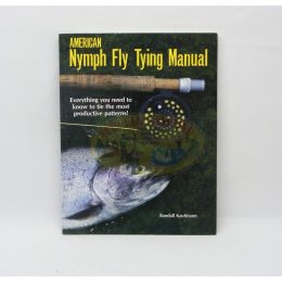 Libro American Nymph Fly Tying Manual