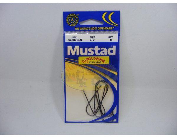 Anzuelo serie 32087BLN marca Mustad 3