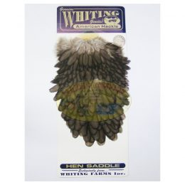 Lomo de Gallina American Hackle marca Whiting