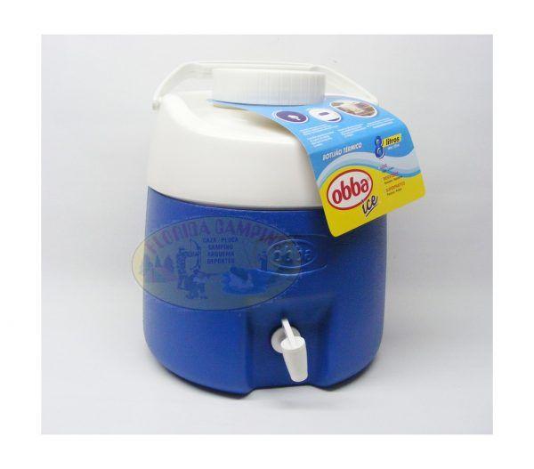 Termo con Canilla 8 litros marca Obba 1