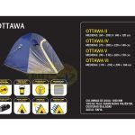 Carpa mod.Ottawa IV marca National Geographic