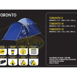 Carpa mod.Toronto II marca National Geographic