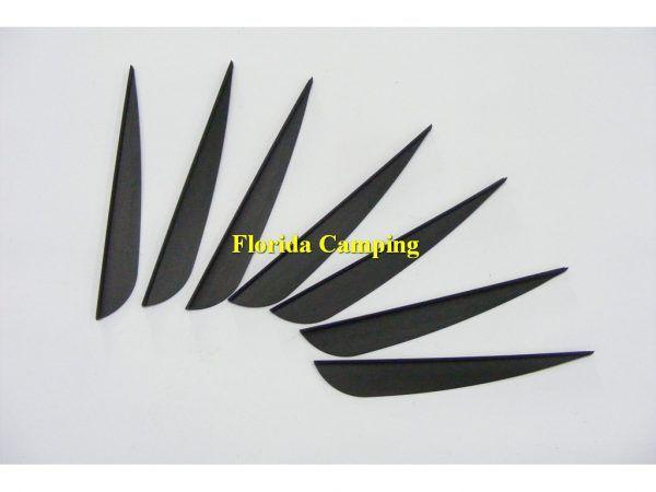 Plumas Sintéticas – Vanes para Flechas marca AAE 4