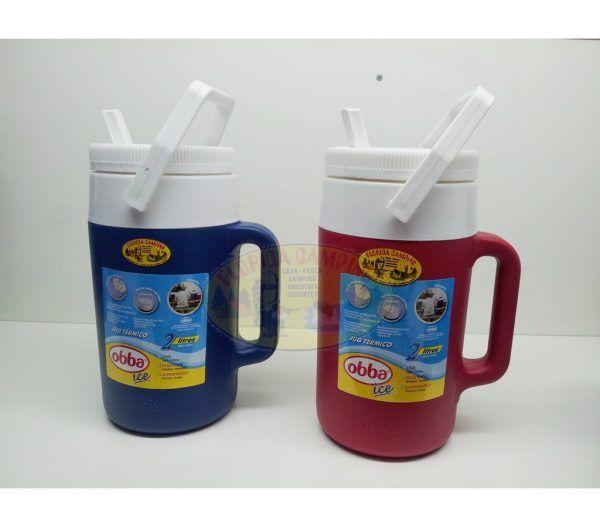 Termo con Pico Vertedor 2 litros marca Obba 1