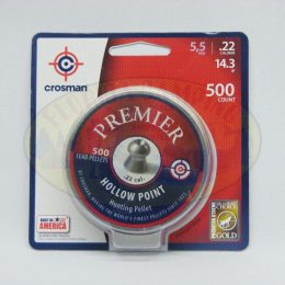 Balines mod.Premier Hollow Point cal. 5,5mm marca Crosman