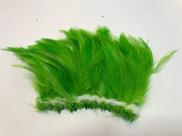 Saddle Chinese verde