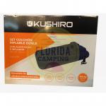 Colchon Kushiro doble kit con almohadas